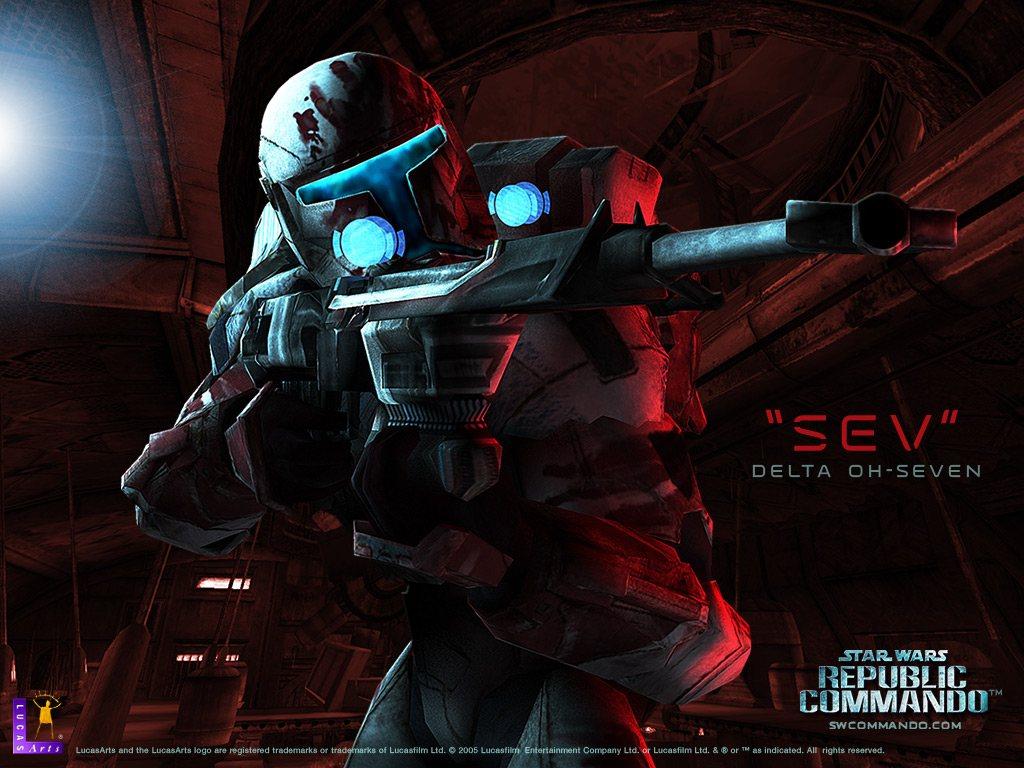 скачать игру звездные войны Republic Commando через торрент - фото 9