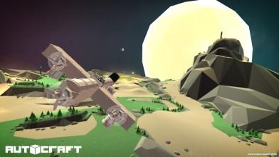 Обзор игры Autocraft