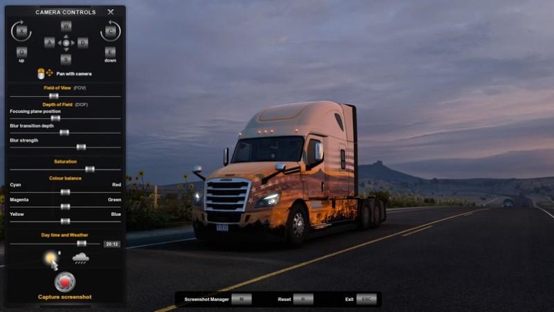 American Truck Simulator: Релиз патча 1.41