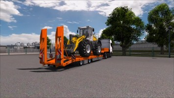 "ETS 2 ""62 Trailers Rework by Roadhunter v7.1"""