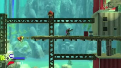 "Bionic Commando Rearmed 2 ""E3 2010: Trailer"""
