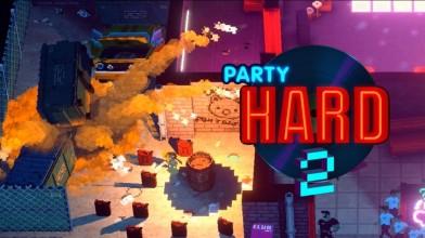 Дата релиза экшена Party Hard 2