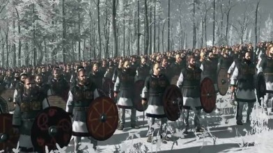"Total War: Attila ""Oбзор дополнения Slavic Nations Culture Pack от разработчиков"""
