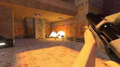 Анонсирующий трейлер Quake 2 RTX