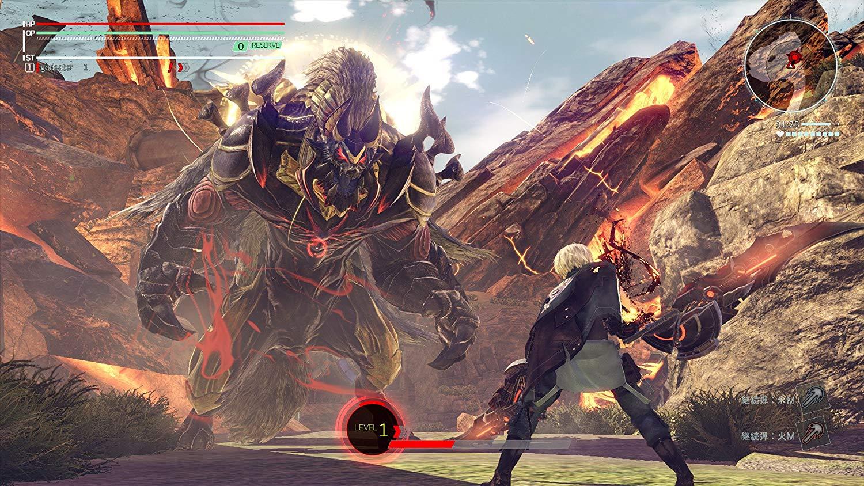 У God Eater 3 появилась страница в Steam с системными требованиями