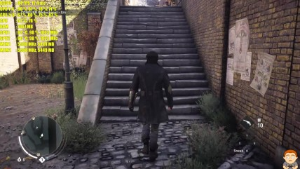 "Assassin's Creed Syndicate ""GTX 0080 TI SLI 0K Тест производительности"""