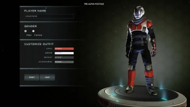 Dual Universe: новое видео Character Creation