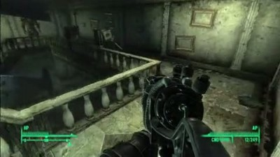 "Fallout 3  ""Museum of Technology Gameplay"""