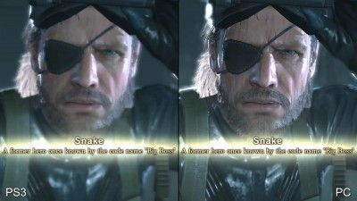 "Metal Gear Solid 5: Ground Zeroes ""Сравнение версий для PS3 vs. PC от Digital Foundry"""