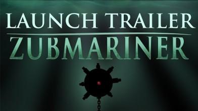 Представлен трейлер дополнения Zubmariner для Sunless Sea