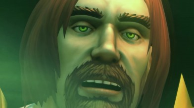 World of Warcraft Гнев короля лича-Врата Гнева Remastered