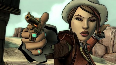 "Tales from the Borderlands ""Дебютный трейлер"""