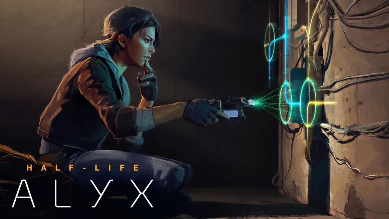 Сити-17 из Half-Life 2 перенесли в Half-Life: Alyx