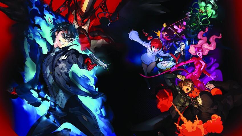 Новое видео раскрывает суть Persona 5 Scramble: The Phantom Strikers за 3 минуты