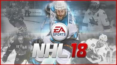 Первые подробности об игре NHL 18