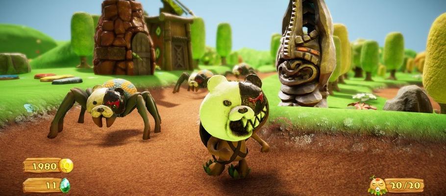 Для выходящей 25 мая PixelJunk Monsters 2 анонсированы 3 DLC, включая один, посвящённый Danganronpa