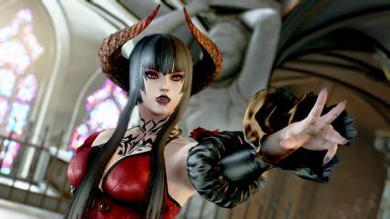 Элизу для Tekken 0 теперь можно купить отдельно