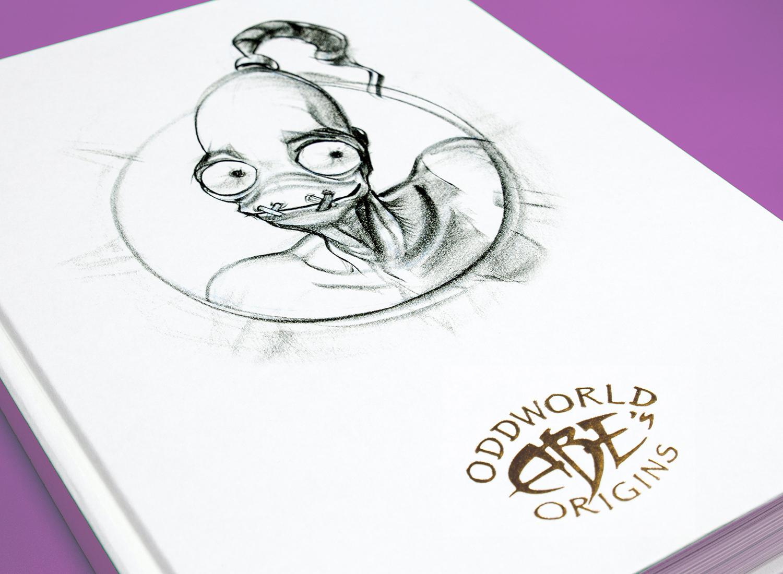 Фанатский артбук по вселенной Oddworld поступил в продажу