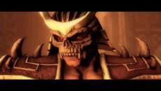 """Mortal Kombat (2011) """"Уникальный бой Liu Kang vs Scorpion. Пробуждение дракона"""""""