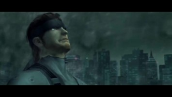 Metal Gear Solid 2 Sons of Liberty - 2016 Cinematic Trailer [Фан трейлер]