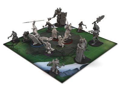 The Banner Saga: Warbands успешно профинансирована за 30 минут