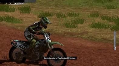 "MXGP: The Official Motocross Videogame ""Управление мотоциклом"""