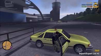 """GTA 3 """"Все авто для Import/Export [Достижение Play Fetch & Pest Control]"""""""