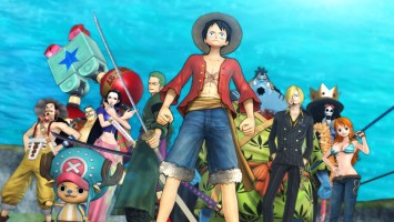 Трейлер One Piece: Pirate Warriors 3 с Japan Expo 2015