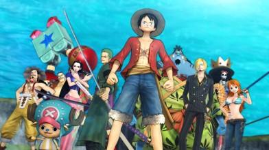 Трейлер One Piece: Pirate Warriors 3 с Japan Expo 2015