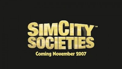 "SimCity Societies ""Small Town Trailer"""
