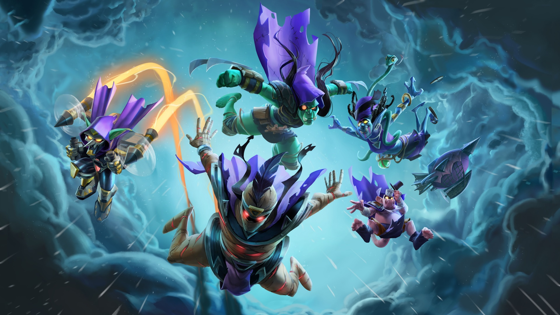 """Hearthstone: Blizzard покажет однопользовательский контент """"Возмездия теней"""" 9 мая"""