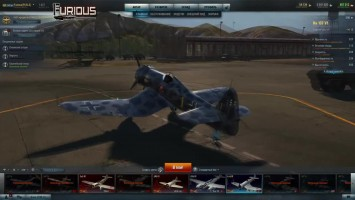 Ha. 137V-1. Песочные страсти / World of Warplanes /