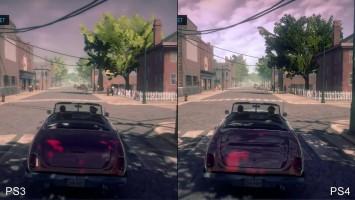 "Saints Row 4 ""Сравнение графики PS4 vs PS3"""