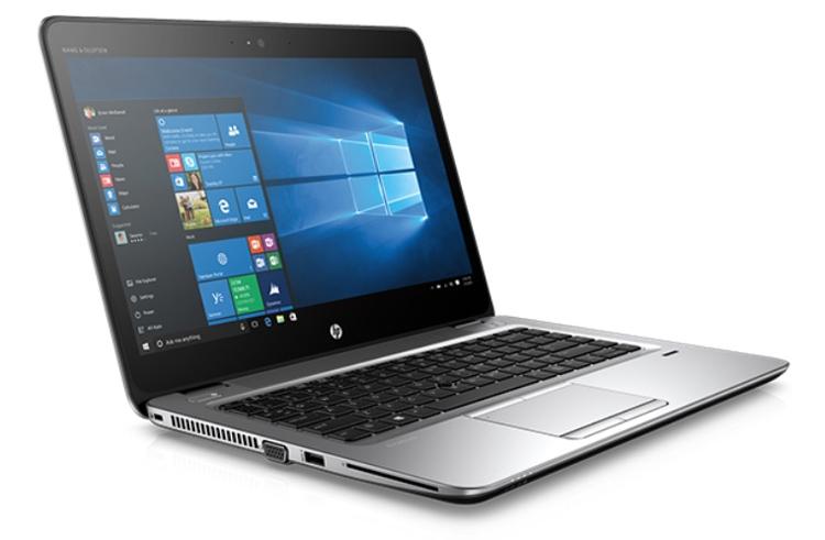 HPпредставила бизнес-ноутбуки EliteBook 800 G4