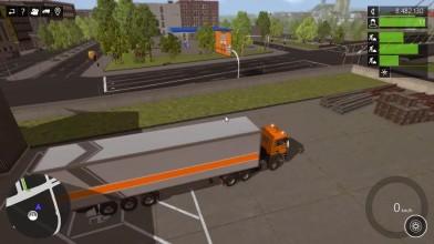 Стальные работы _ ч51 Construction Simulator 15