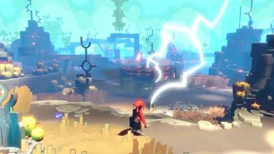 Hob: трейлер игры на Nintendo Switch