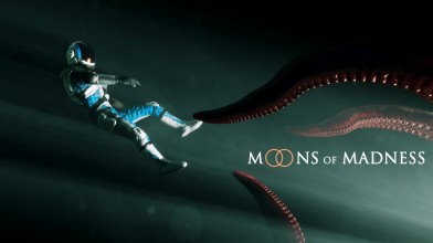 Moons of Madness - 12 минут геймплея научной фантастики с примесью Лавкрафта