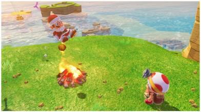 Игрок собрал все 880 лун в Super Mario Odyssey, не потратив ни одной жизни и не получив повреждений