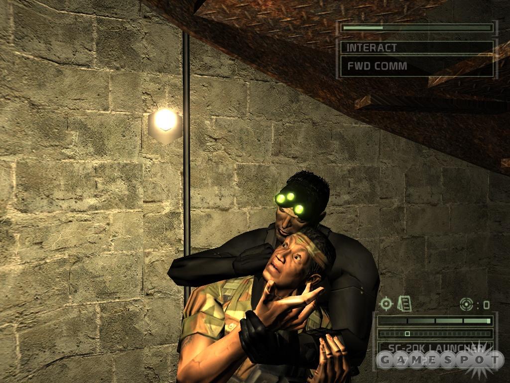 игра Splinter Cell скачать торрент - фото 9