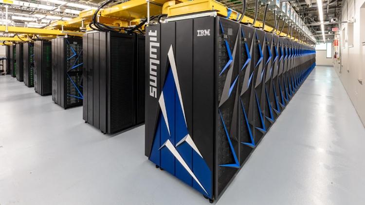 ВСША создан самый мощнейший  суперкомпьютер вмире