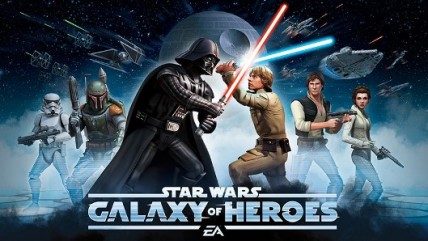 Star Wars: Galaxy of Heroes вышла на iOS и Android
