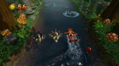 """PAX East прохождение одного из уровней второго """"Крэша"""" в его обновленном виде"""