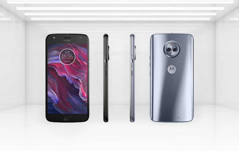 Мобильные телефоны Moto X4 иMoto Z2 Force навыставке IFA 2017