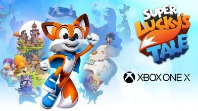 Новый геймплей Super Lucky's Tale с Xbox One X