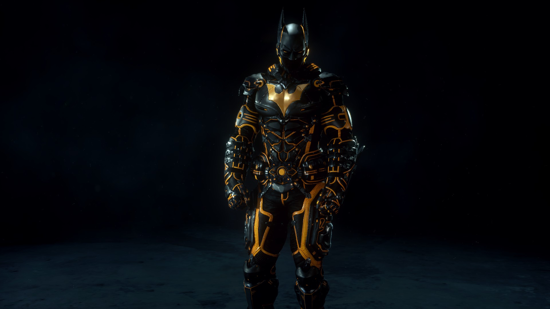 batman arkham knight how to change skins in story mode