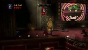 "LEGO Batman 2 ""Harley Quinn Must Die Gameplay"""