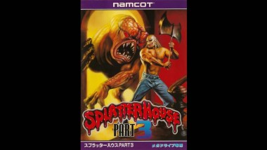 Серия игр Splatterhouse