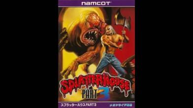 Серия игр Splatterhouse