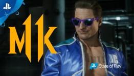 Mortal Kombat 11 - NetherRealm показала Кано, Джакса и огненного дракона Лю Кaнa