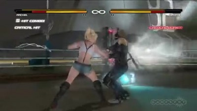 "Tag Team - Dead or Alive 5 Ultimate ""E3 2013 Геймплей"""